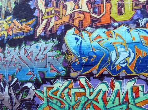 Graffiti, Wall Wallpapers Hd / Desktop And Mobile Backgrounds