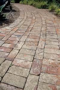 Garden Brick Path Pattern