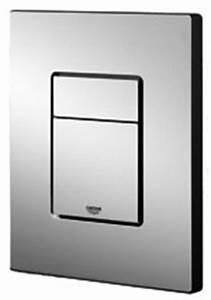 Plaque De Commande Wc Suspendu : comment d monter plaque de commande wc suspendu grohe ~ Dailycaller-alerts.com Idées de Décoration