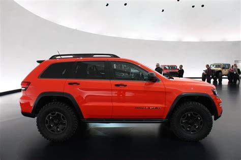 Jeep Grand Cherokee Trailhawk Ii Concept Photo Gallery
