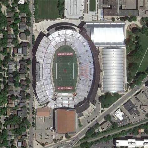 camp randall stadium  madison wi google maps