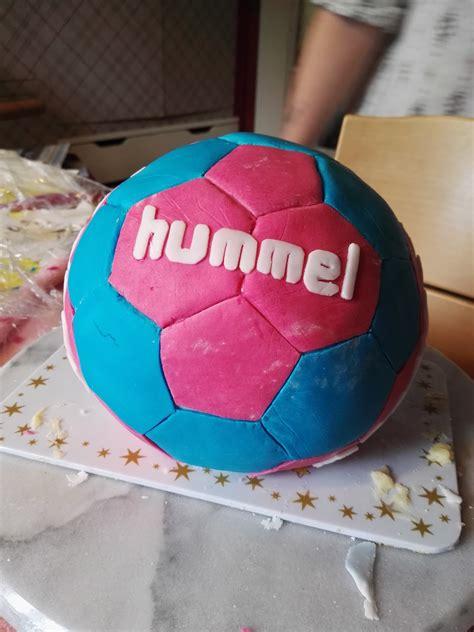 handball torte backen appetitlich foto blog fuer sie