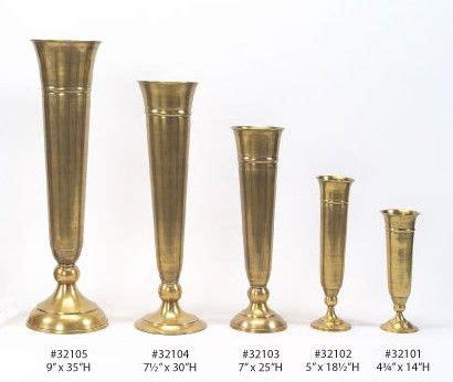 Large Silver Vases Wholesale by Wholesale Gold Trumpet Vases Silver Candelabras Brass
