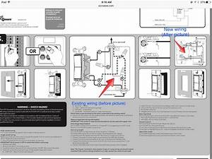 Alternate Wiring Diagram For Ge Z-wave Dimmer