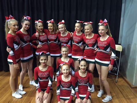 cheerleading state champions stella maris
