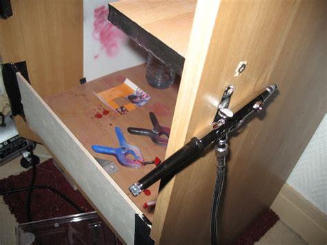 fabriquer une cabine de peinture maquettes ou kits 224 monter mod 233 lisme et mod 232 les r 233 duits