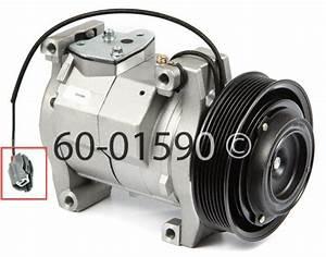 Ac Compressor Connector - Honda Accord Forum