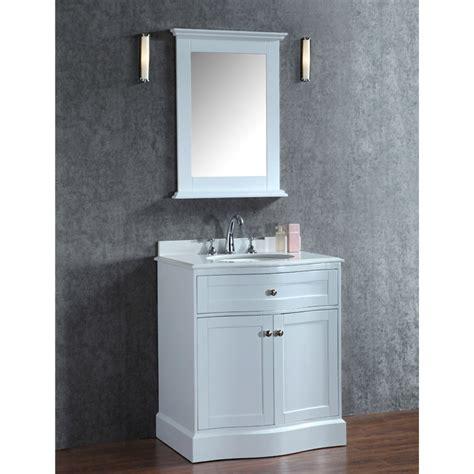 30 inch single sink bathroom vanity ace montauk 30 inch single sink bathroom vanity set alpine 24759