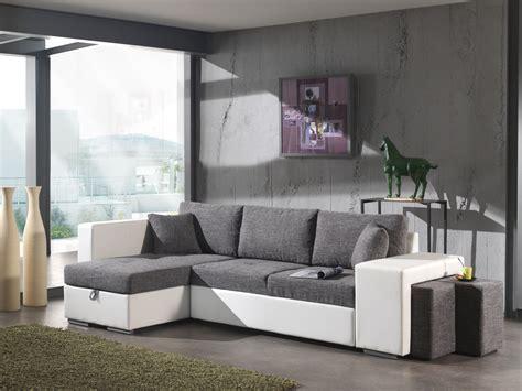 canapé avec pouf intégré canapé d 39 angle avec pouf intégré canapé idées de