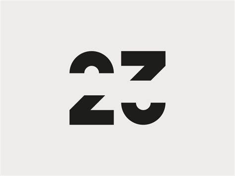23 Logo By Szymon Golis  Dribbble Dribbble