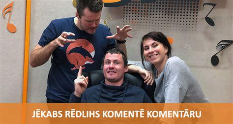 Komentē Komentāru - Jēkabs Rēdlihs | Radio SWH