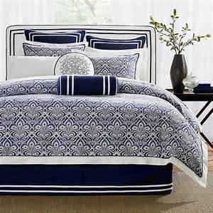 Navy, Bedding, Sets