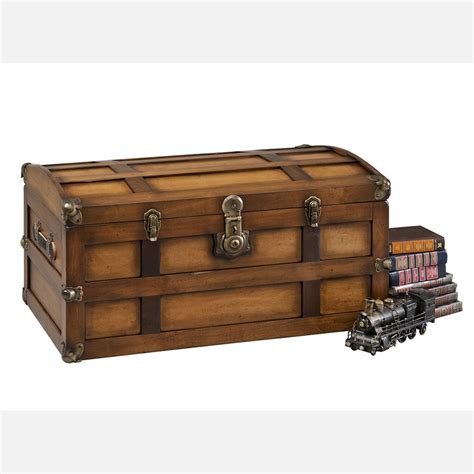 Large Bedroom Trunk by Steamer Trunk