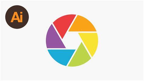 Design A Camera Shutter Icon Illustrator Tutorial