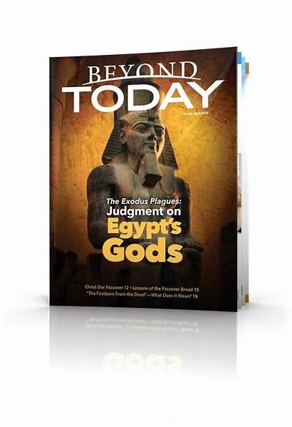 Beyond Today Magazine March April Plagues Gods