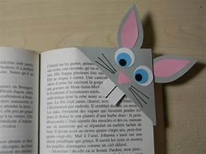 Marque Page En Papier : petits marque pages rigolos pour enfants ou adultes crealoutre ~ Melissatoandfro.com Idées de Décoration