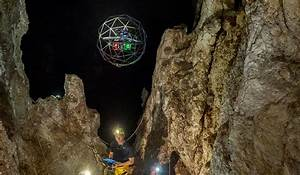 Astronauts Explore a Cave With a Drone Designed to Crash ...