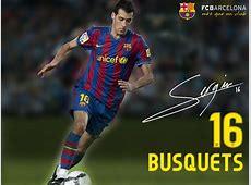 Sergio Busquets FC Barcelona 2013 Wallpupcom