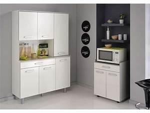 Conforama Buffet De Cuisine : buffet opale coloris blanc vente de buffet de cuisine conforama ~ Melissatoandfro.com Idées de Décoration