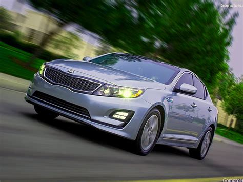 New Kia Optima 2014 by 2014 Kia Optima Hybrid Review