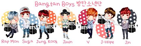 bts bangtan boys by queenwicky009 on deviantart