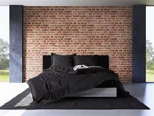 Graue Tapete Schlafzimmer : lucerna ~ Michelbontemps.com Haus und Dekorationen