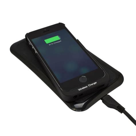 charging iphone 5s encharge qi wireless charging for iphone 5s 5