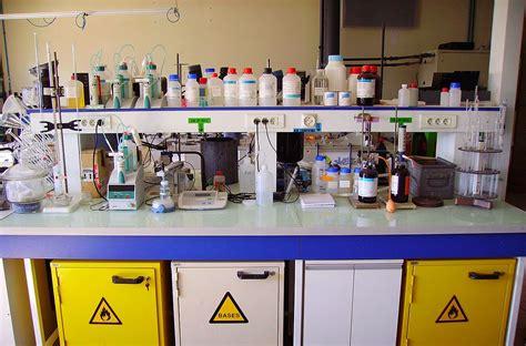 cuisine chimie paillasse laboratoire wikipédia