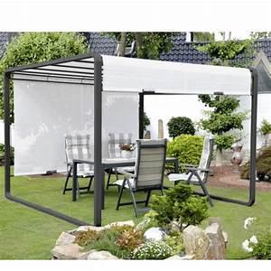 Pavillon fur terrasse xz06 hitoiro for Pavillon terrasse