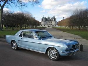 Ford Saint Maur : location ford mustang de 1966 pour mariage indre ~ Gottalentnigeria.com Avis de Voitures
