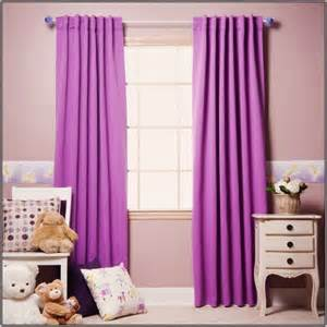 blackout curtain rod canada curtains home design ideas