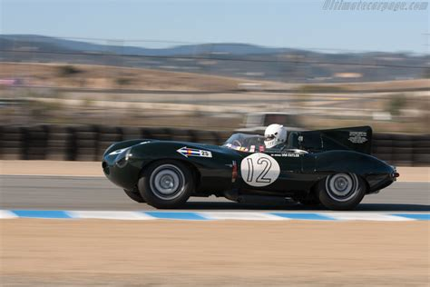 Jaguar D-Type Works - Chassis: XKD 403 - 2011 Monterey ...
