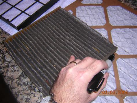 diy cabin air filter with lots of pix club lexus forums