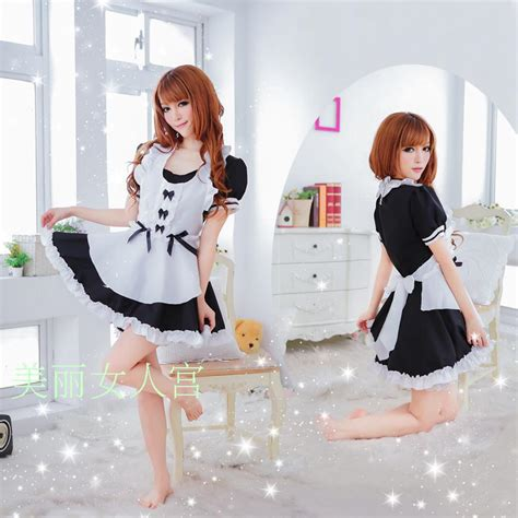 Day Five Maid Barbie Dress Cute Teen Maid Cook Maid Uniforms Temptation To Perform A Role