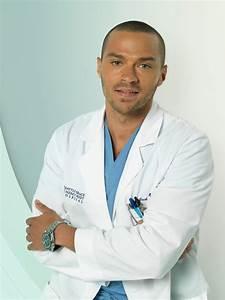 Jesse Williams, el cuerpazo de Anatomía de Grey