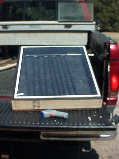 solar powered heat l solar powered preheater for tankless water heater