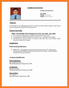 9 how to do a resume for a job applicationletercom With how do i do a resume