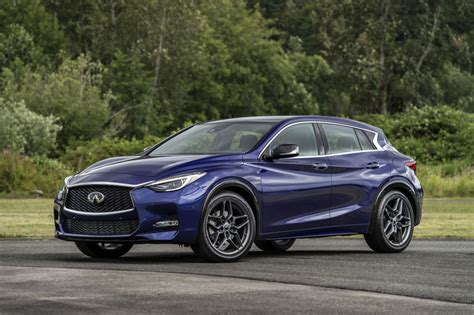 Updated 2018 Infiniti Qx30 Adds Safety Tech, Reshuffles