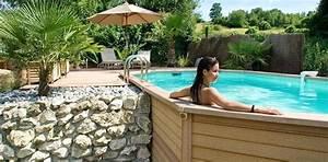 Amenagement Autour Piscine Hors Sol : amenagement autour piscine hors sol marche ici ~ Nature-et-papiers.com Idées de Décoration