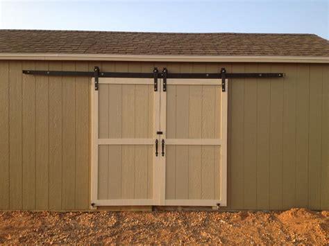 build  exterior barn doors  sliding