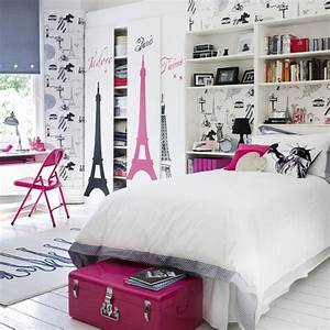 cool eiffel tower bedroom wall decal theme ideas With eiffel tower decor for bedroom