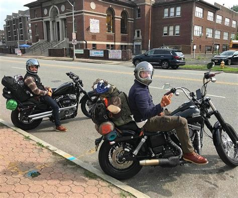 Tips For A Cross Country Motorcycle Trip