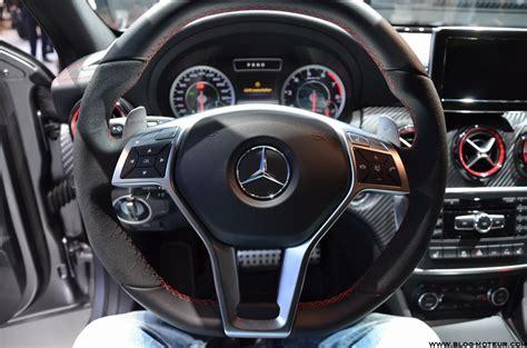Palettes Au Volant Mercedes