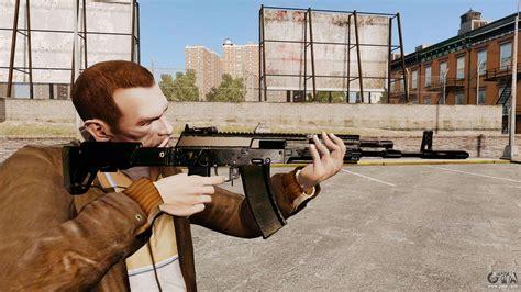 Kalashnikov Ak-12 For Gta 4