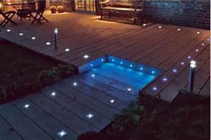 eclairage architectural janze retiers rennes en ille et With carrelage adhesif salle de bain avec lampe led exterieur encastrable