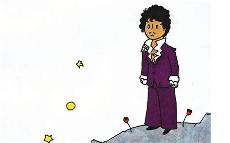 le petit prince au bureau hommages à prince quand le chanteur devient le petit prince