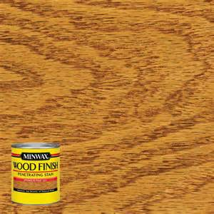 interior wood stain colors home depot minwax 8 oz wood finish ipswich pine based interior stain 222104444 the home depot