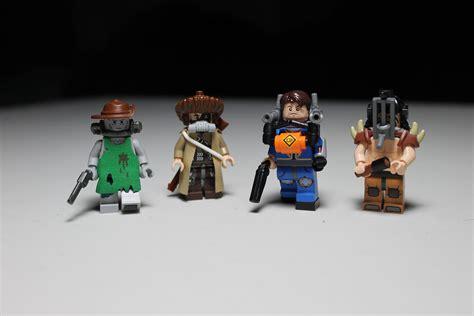 Lego, Fallout, 3, 4, New, Vegas, Brickarms