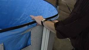 How To Assemble An Above Ground Pool - Part 4