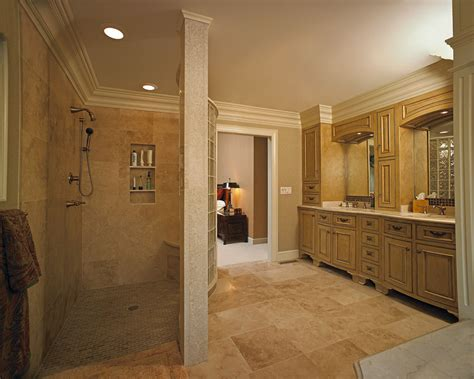 bathroom walk in shower ideas shower ideas for master bathroom homesfeed